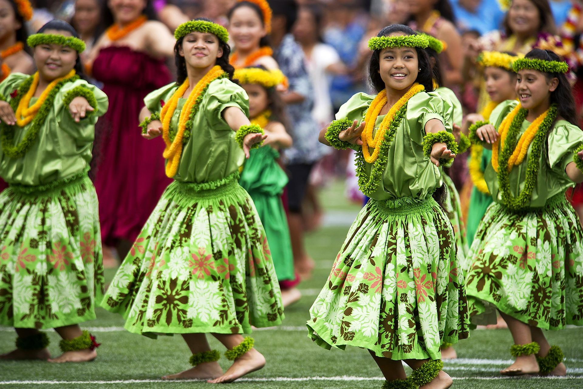 Hula Workshop mit Integral Health Works in Hawaii