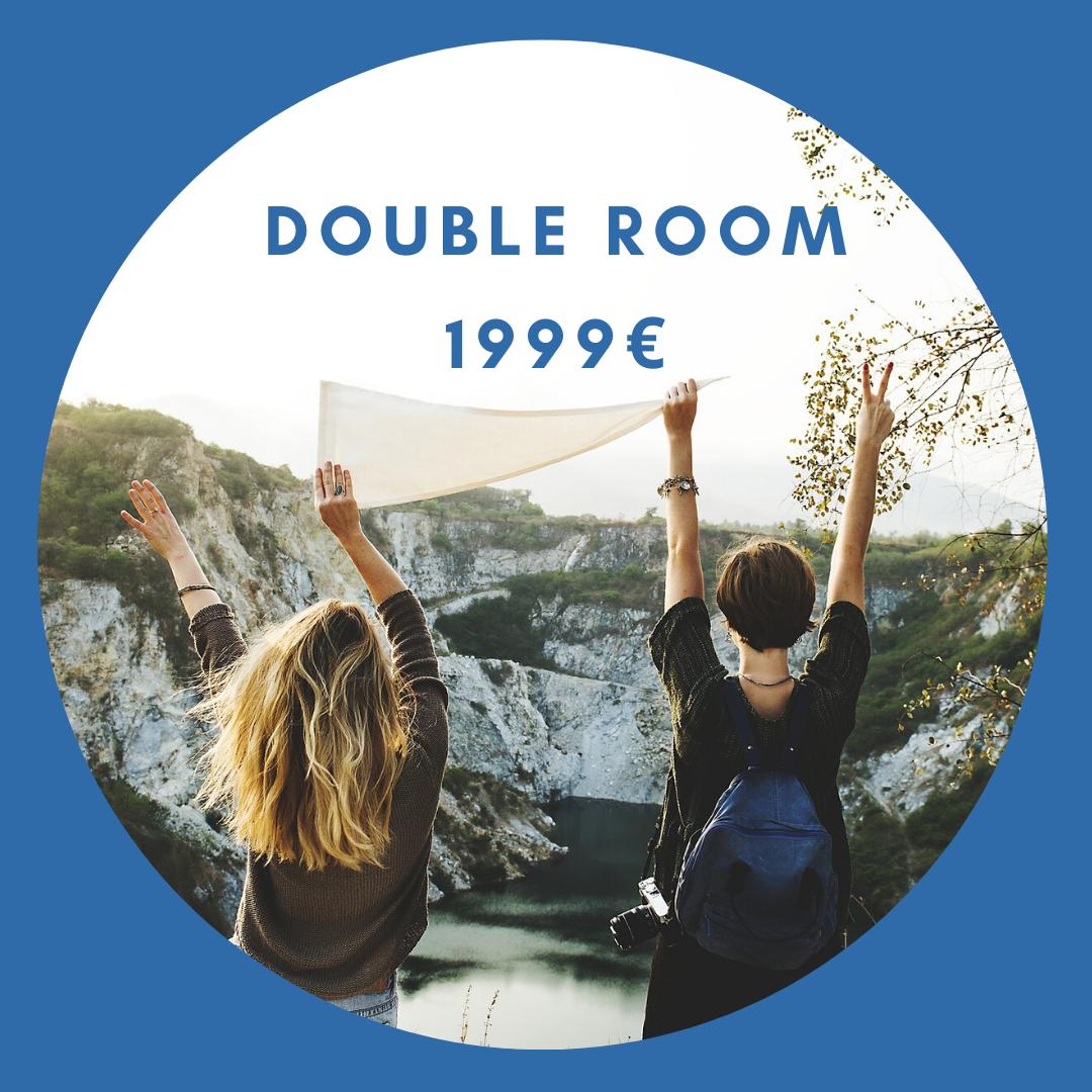 single room single occupancy Bali retreat 2020 Diplom-Psychologin Ulrike Duke
