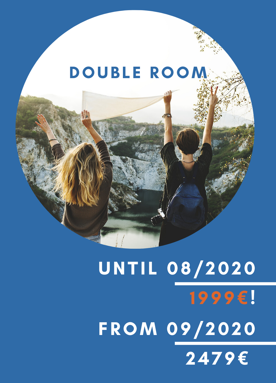 Double room Rates Bali Retreat